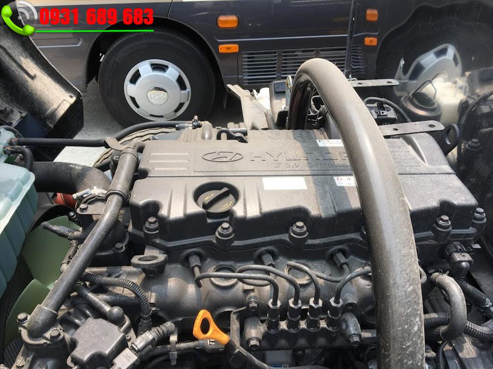 động cơ xe hyundai 110s gắn cẩu