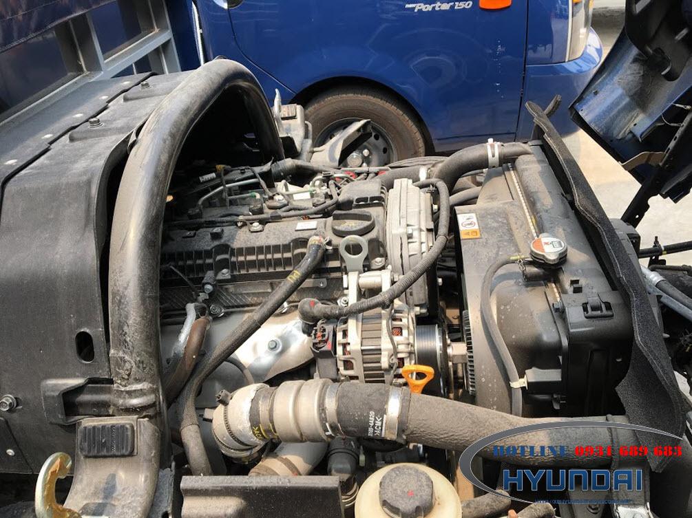 động cơ xe hyundai N250