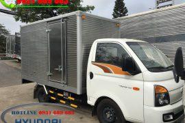 Xe tải H150 thùng kín 990kg