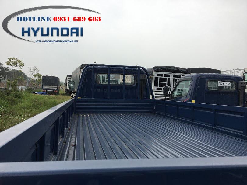 hyundai mighty 110s thùng lửng