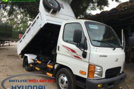 Xe Ben Hyundai N250 2.5 Tấn