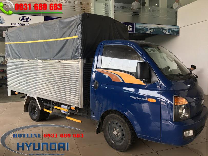 Hyundai Porter 150 1.5 Tấn Thành Công