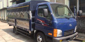 Giá Xe Hyundai 2.5 tấn N250SL Thùng Bạt Ở Phú Thọ