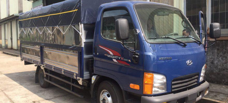 Xe tải Hyundai 2.5 tấn tại Thái Nguyên