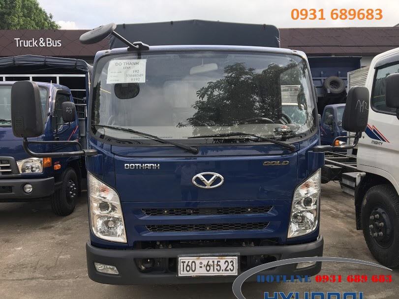 Xe tải IZ65 Đô Thành