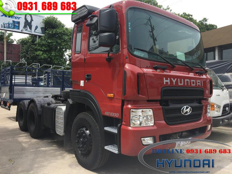 Xe đầu kéo Hyundai HD1000 2019
