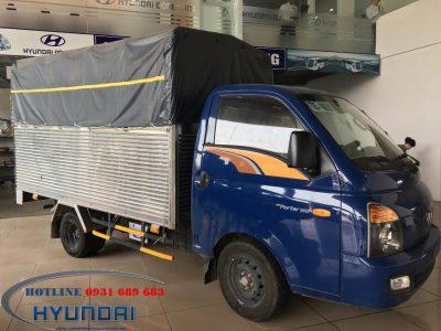 Xe tải Hyundai H150 1.5 tấn phiên bản 2019
