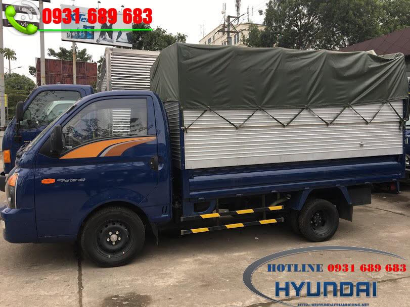 h150 thùng mui bạt 2019