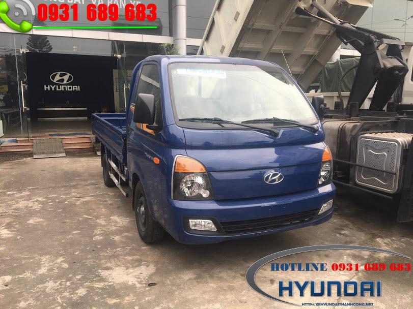 hyundai h150 phiên bản 2019