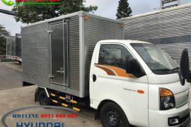Xe tải Hyundai Porter 150 thùng kín