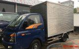 Giá xe tải H150 thùng kín
