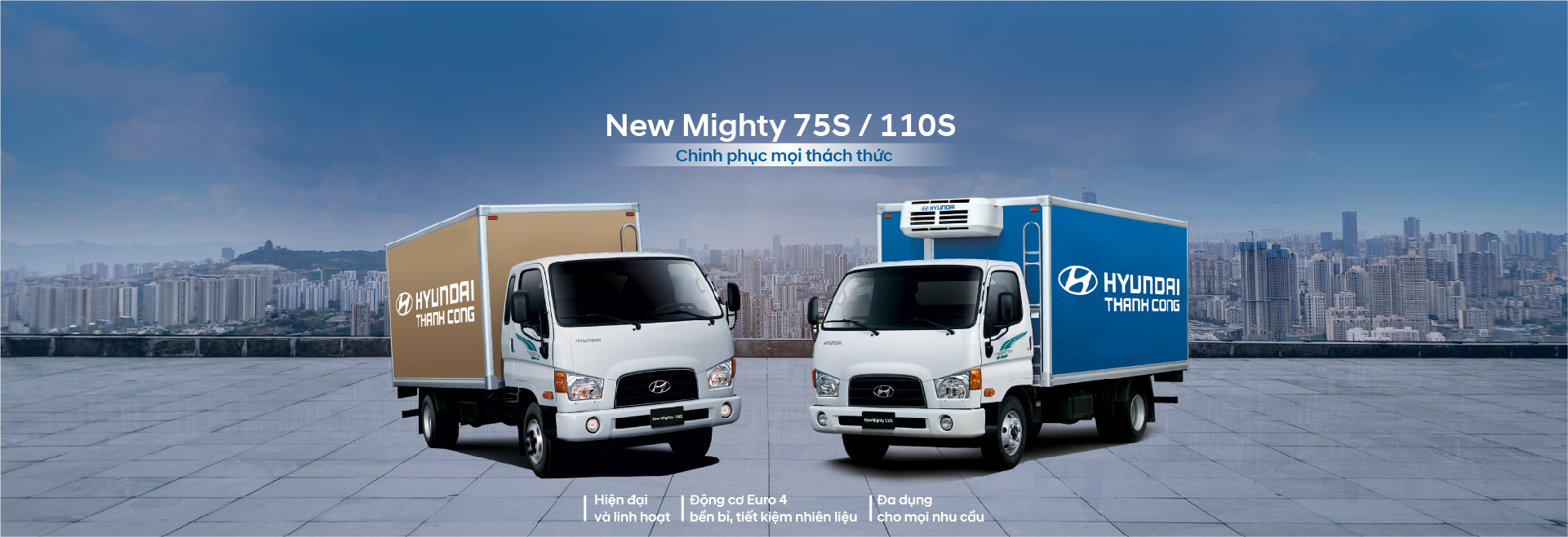 hyundai Mighty 110S 2019