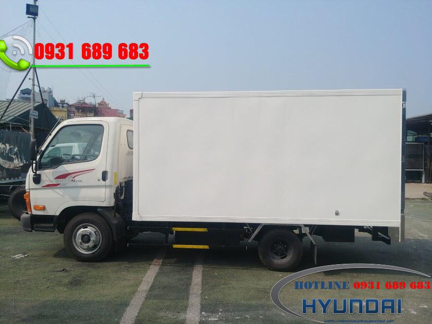 Hyundai N250 thùng kín