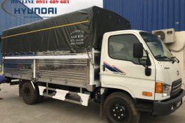 Hyundai Mighty 2017 Thành Công
