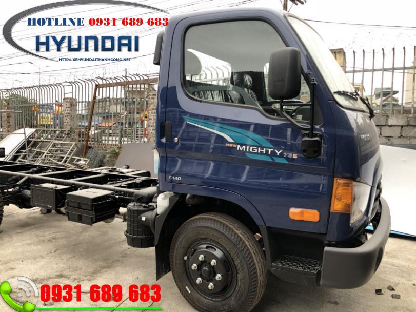 hyundai mighty 75s thành công