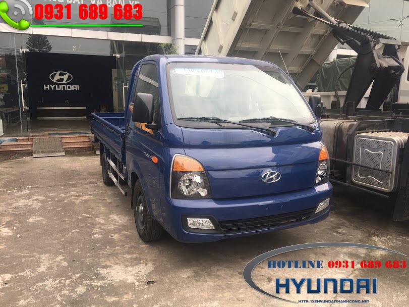 Hyundai H150 thùng lửng
