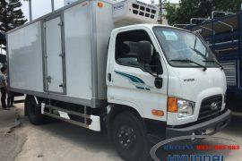 Xe Tải 7 Tấn Đông Lạnh Hyundai 110S 2019