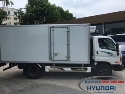 Xe Tải Hyundai 7 Tấn Đông Lạnh Mighty 110S