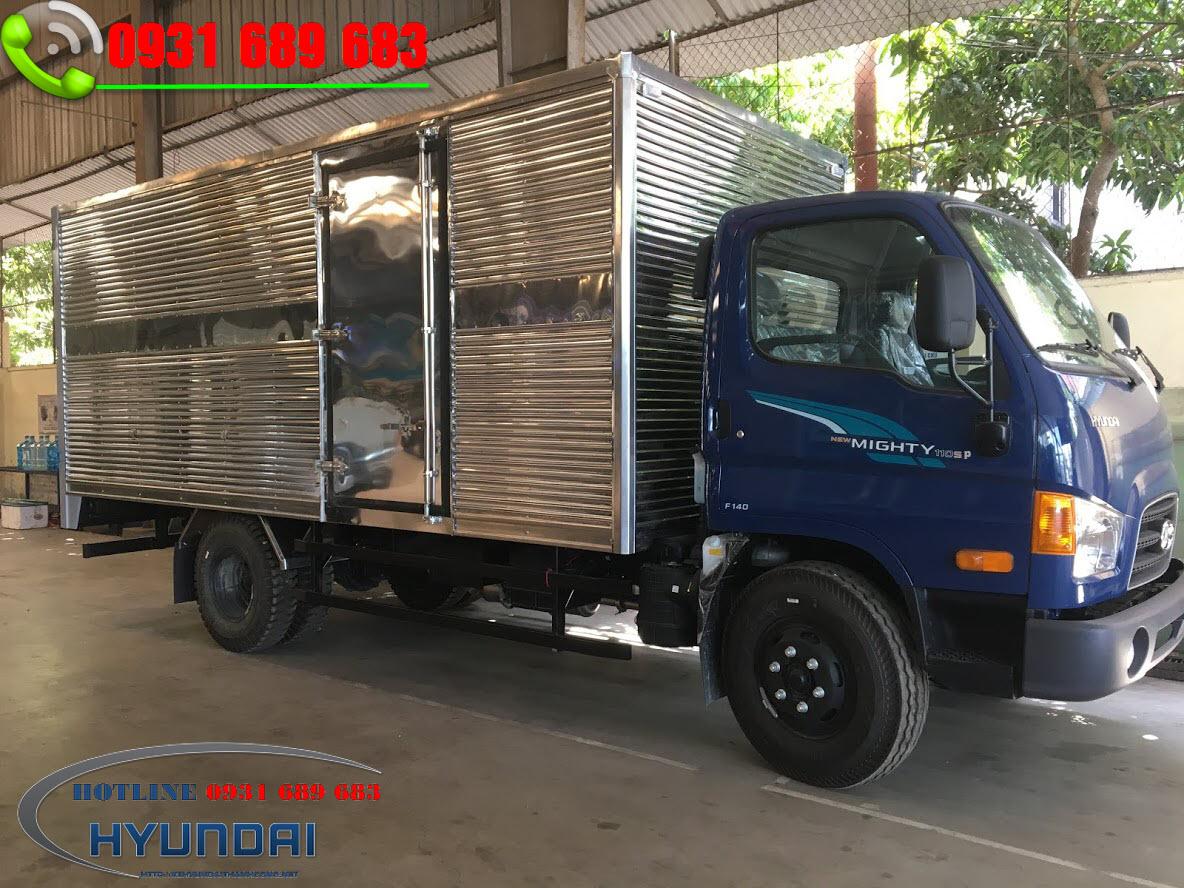 Xe Tải Hyundai 110SP 2019