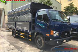 Xe Tải Hyundai 110SP Thùng Bạt 7 Tấn