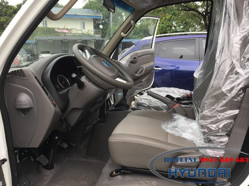 Hyundai H150 đông lạnh