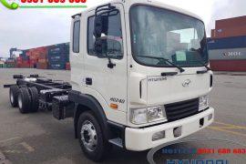 Xe Tải Hyundai HD240 3 Chân 15 Tấn  Nhập Khẩu