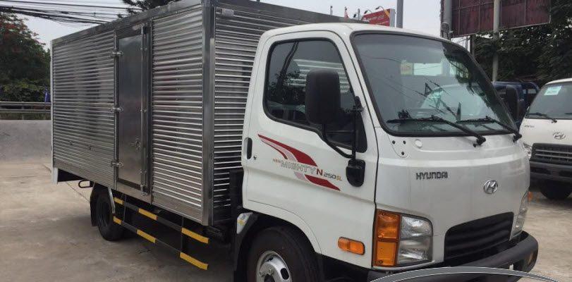 Xe Tải Hyundai 2.5 Tấn Phiên Bản 2019