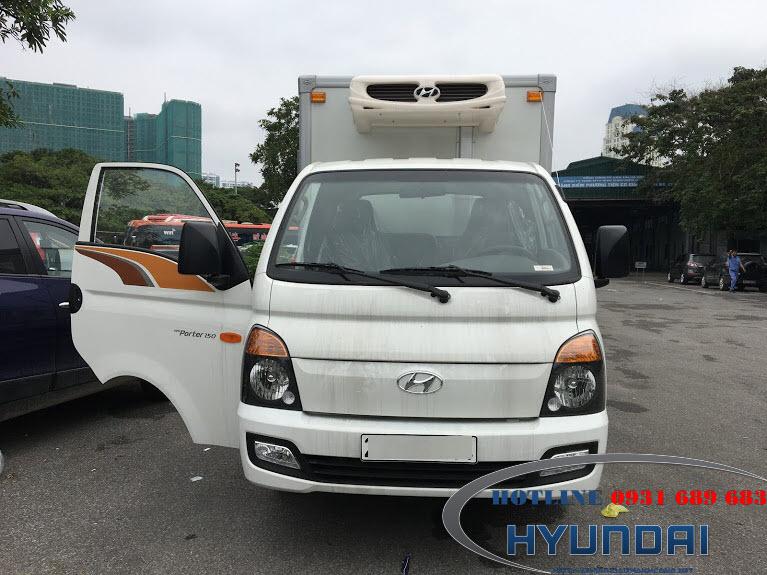 Hyundai Porter 150 đông lạnh