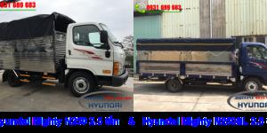 Xe tải Hyundai 2.5 tấn ở Cao Bằng