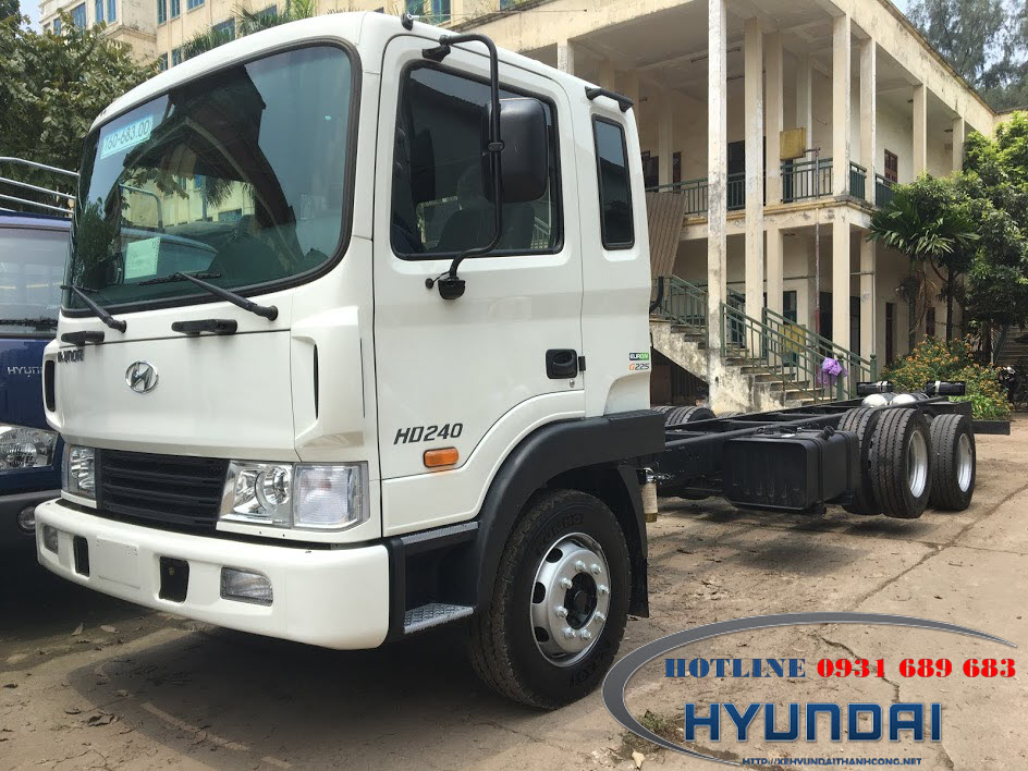 Hyundai HD240 nhập khẩu