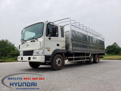 Bảng Giá Xe Tải Hyundai Nhập Khẩu Mới Nhất