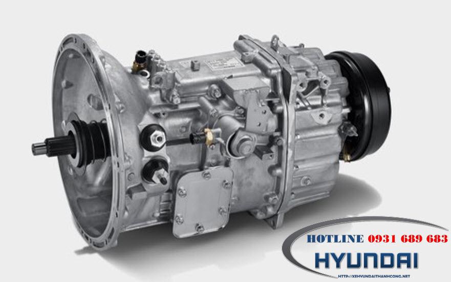 hộp số Hyundai Mighty QT EX8L