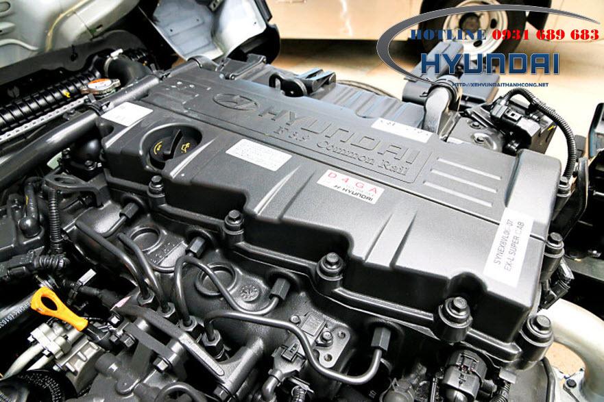Động cơ Hyundai Mighty EX8L