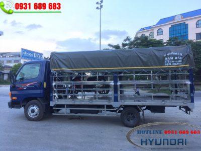 Xe tải Hyundai 2.5 Tấn Chở Gia Cầm N250SL