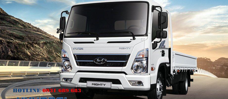 Xe tải Hyundai EX8 7 tấn ở Tuyên Quang
