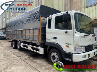 Xe tải HD240 15 tấn nhập khẩu