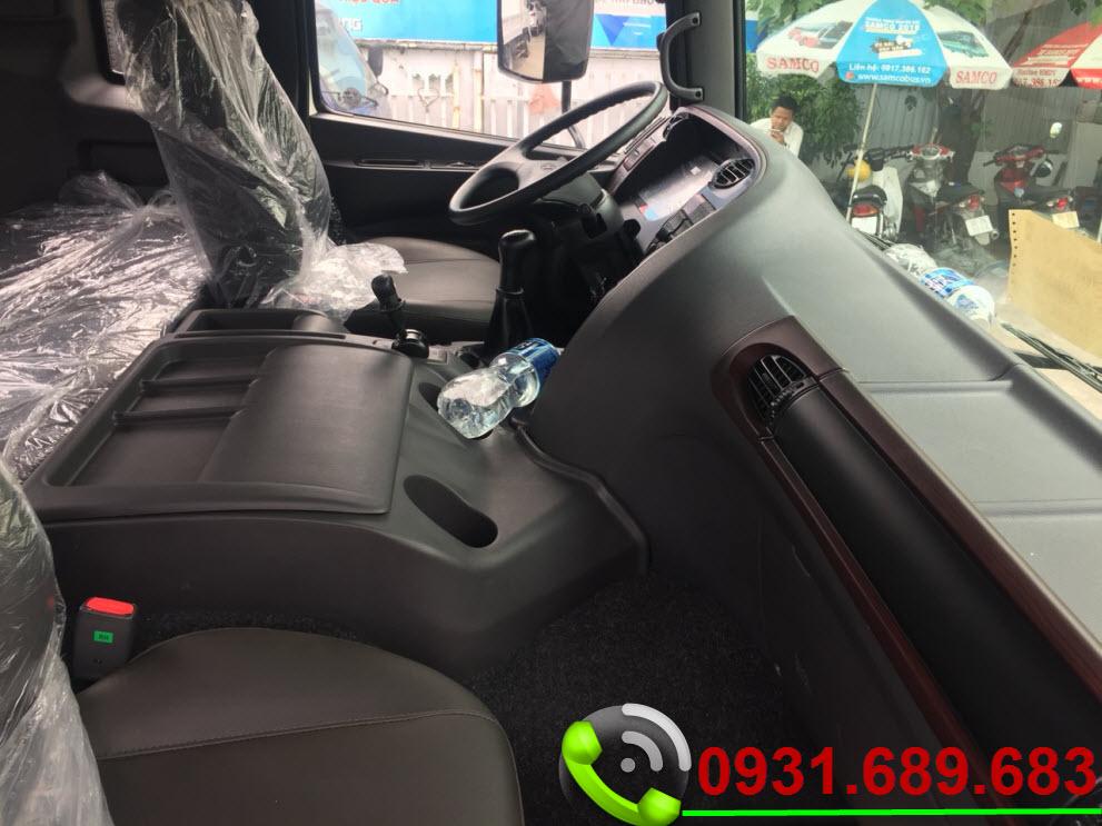 Nội thất Hyundai hd320