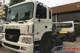 Xe tải Hyundai HD320 19 tấn
