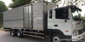 Thông số xe tải HD240 nhập khẩu.