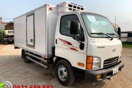 Xe tải Hyundai N250SL đông lạnh 2.5 tấn
