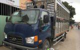 Xe tải 7 tấn Hyundai 110S chở gia cầm ở Hà Giang