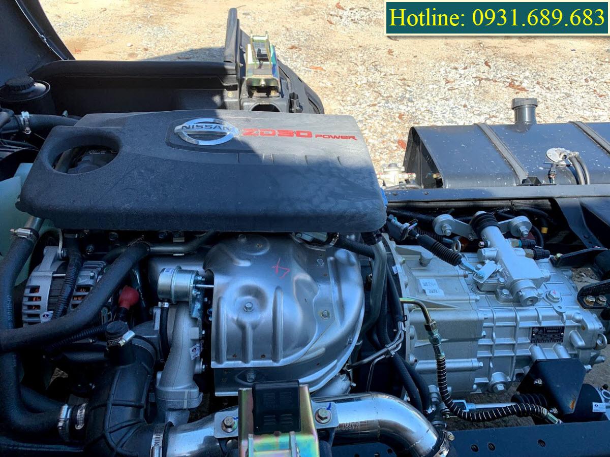 Động cơ Nissan K6