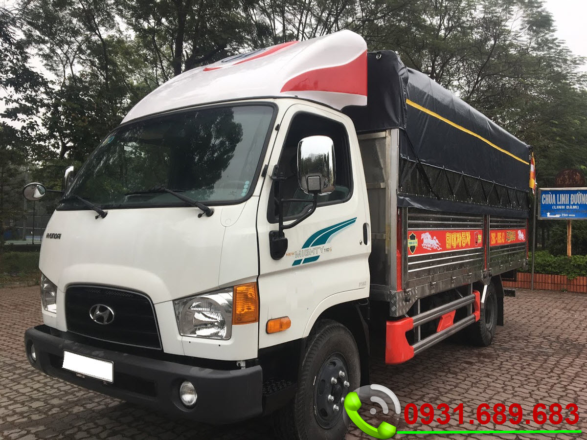 hyundai mighty 110Sp