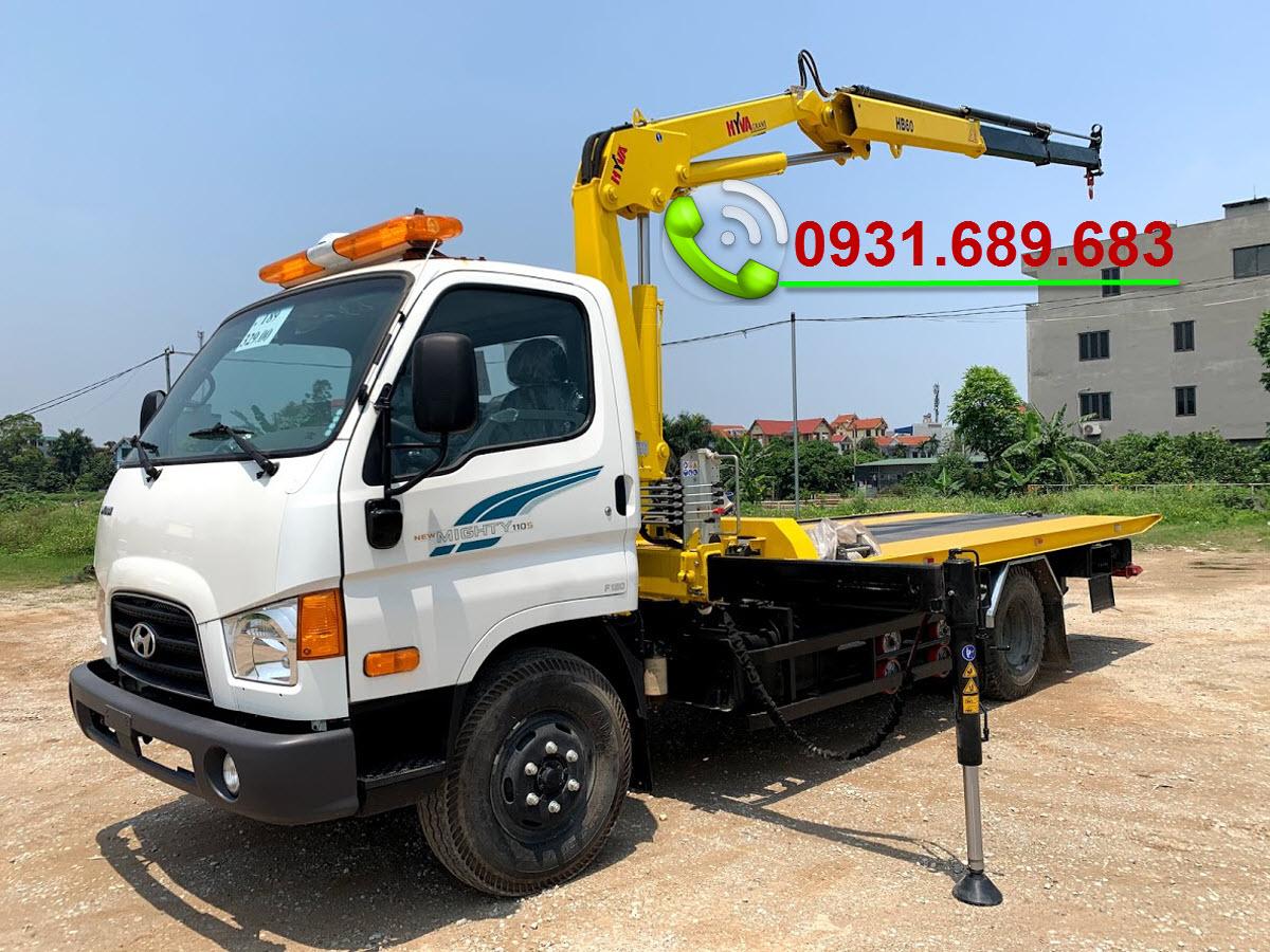 Hyundai 110SP cứu hộ sàn trượt