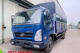 Xe Tải Hyundai EX8 Thùng Bạt