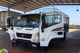 Xe Tải Hyundai EX8L Thùng Bạt