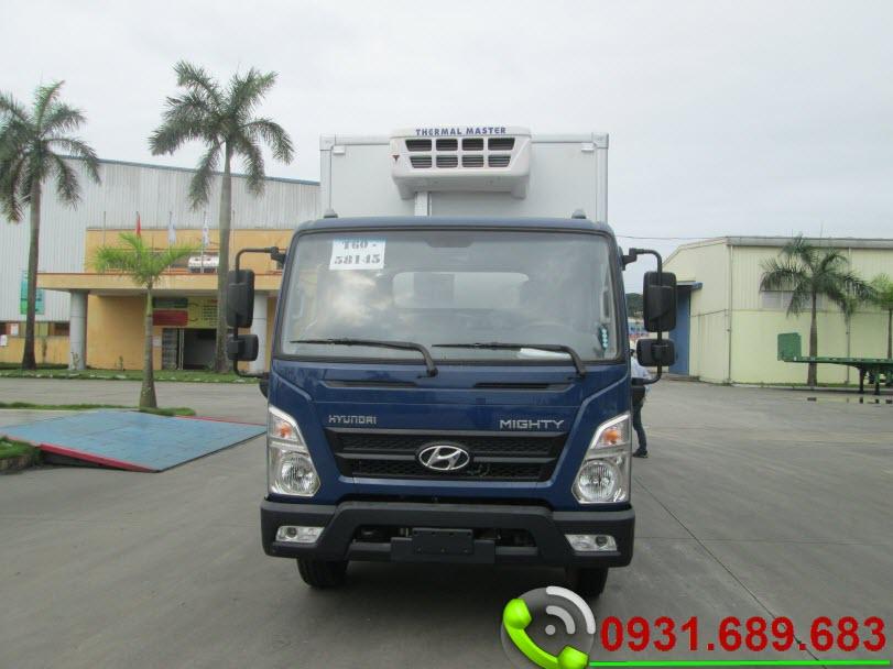 Hyundai Mighty EX8L đông lạnh