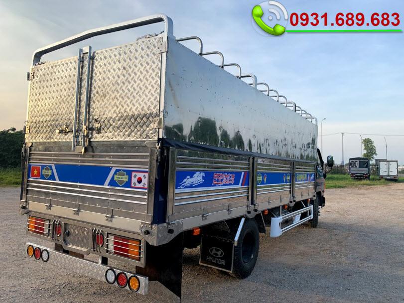 xe tải 110sl thùng bạt