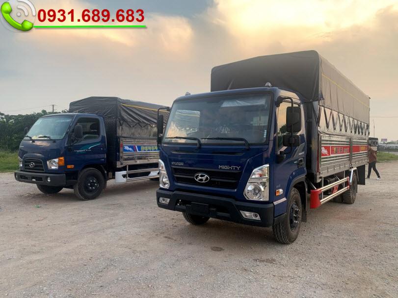 Hyundai EX8 GT S2 thùng bạt
