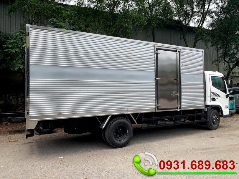 Hyundai Mighty EX8L Thùng Kín